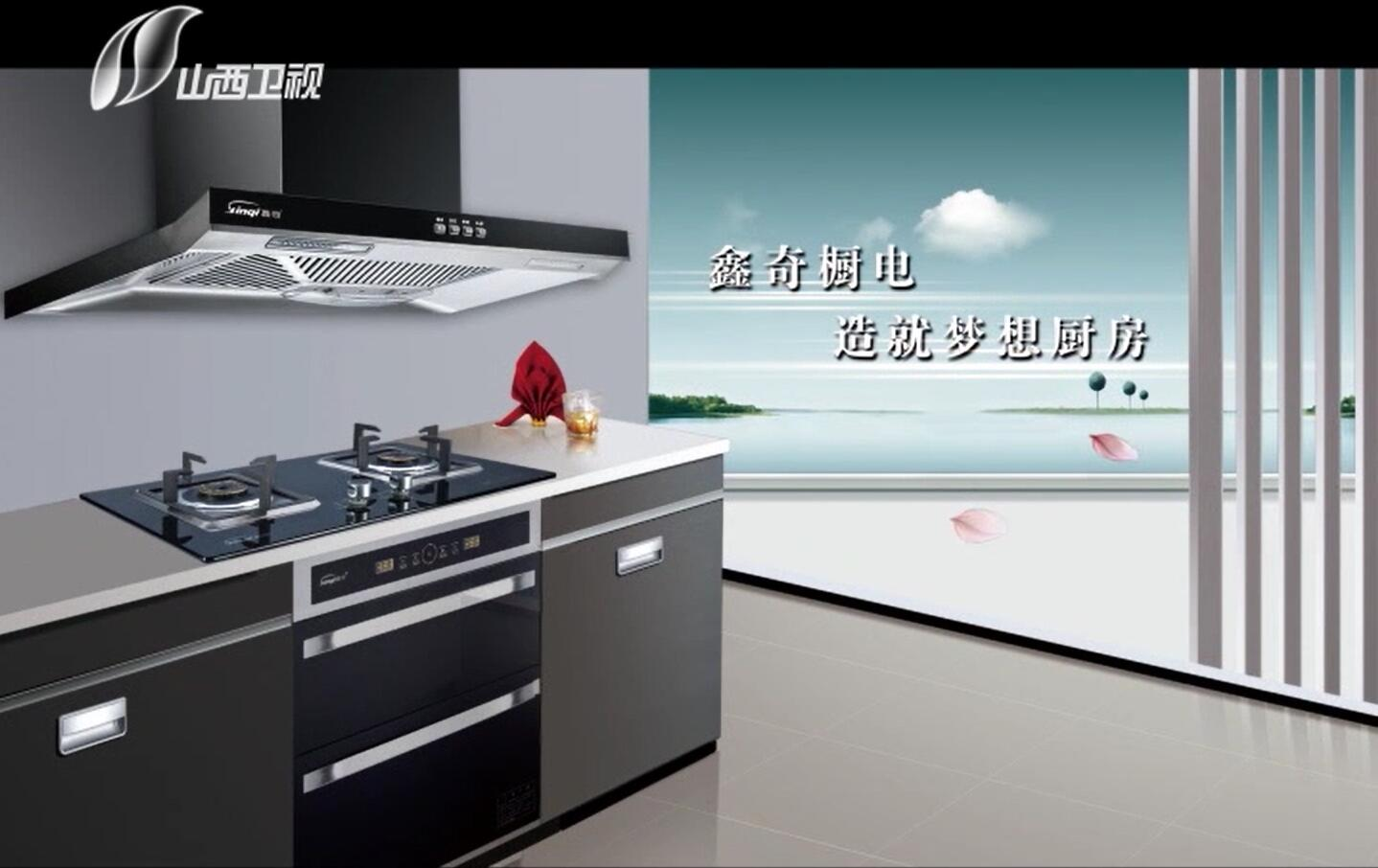 山西卫视《鑫奇广告》