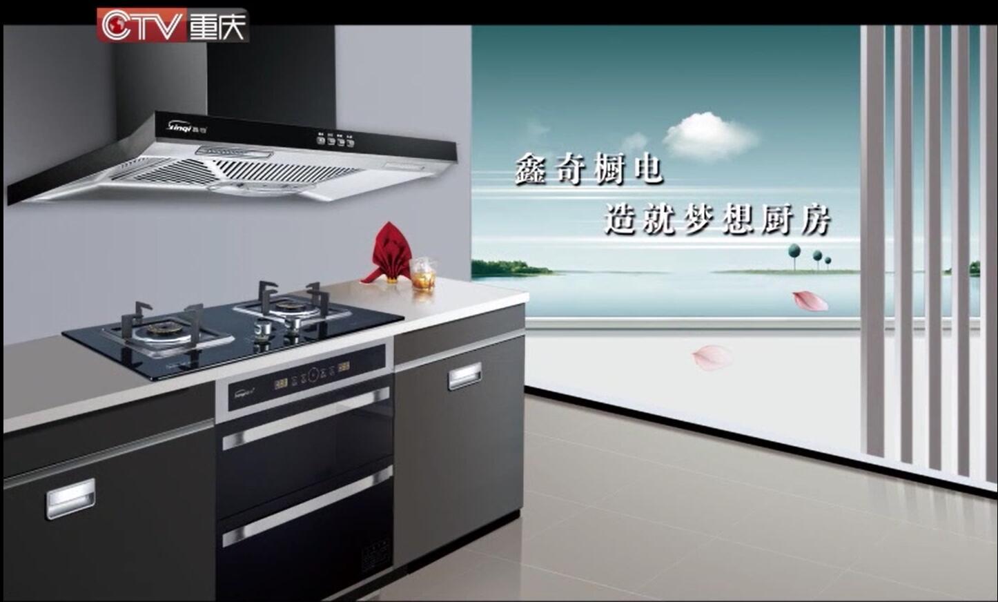 重庆卫视《鑫奇广告》