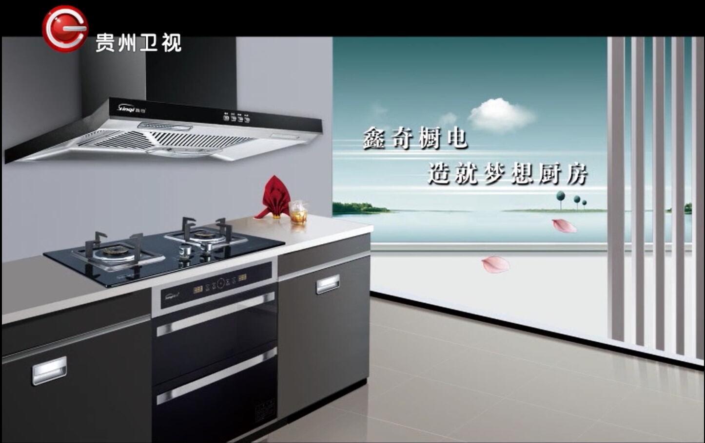 贵州卫视《鑫奇广告》